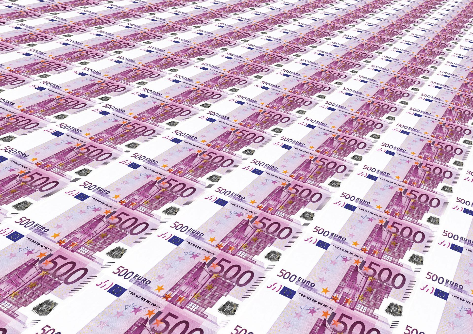 500 Milliarden Euro