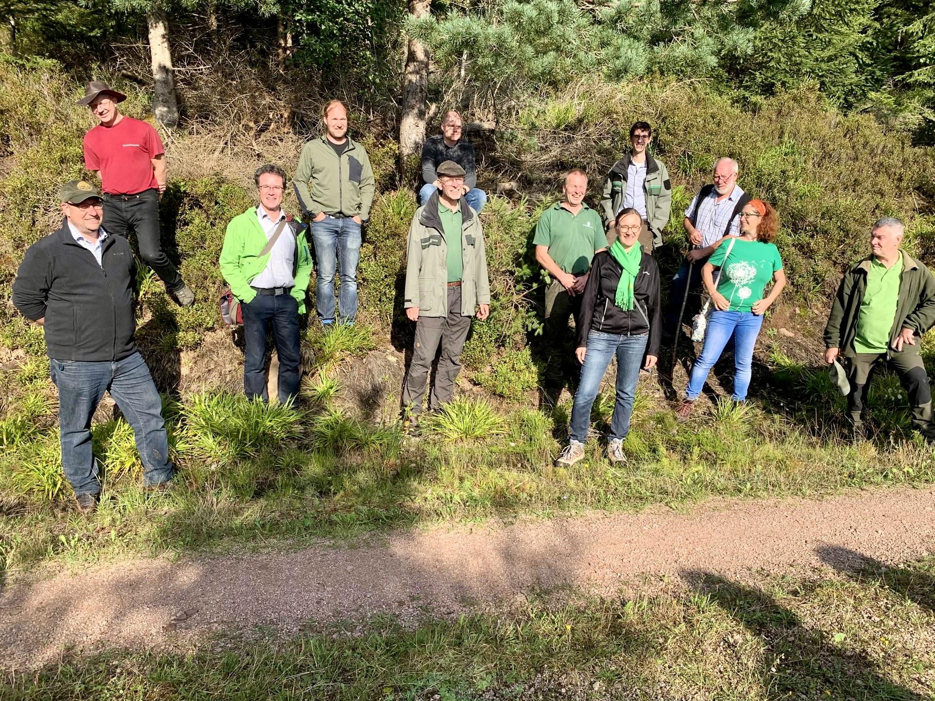 NRWZ vom 25.08.2021: Wald ist Generationenarbeit