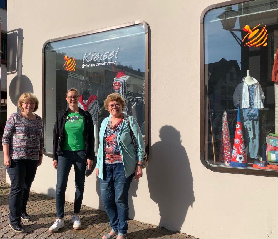 NRWZ vom 25.09.2021: Kreisel in Schiltach