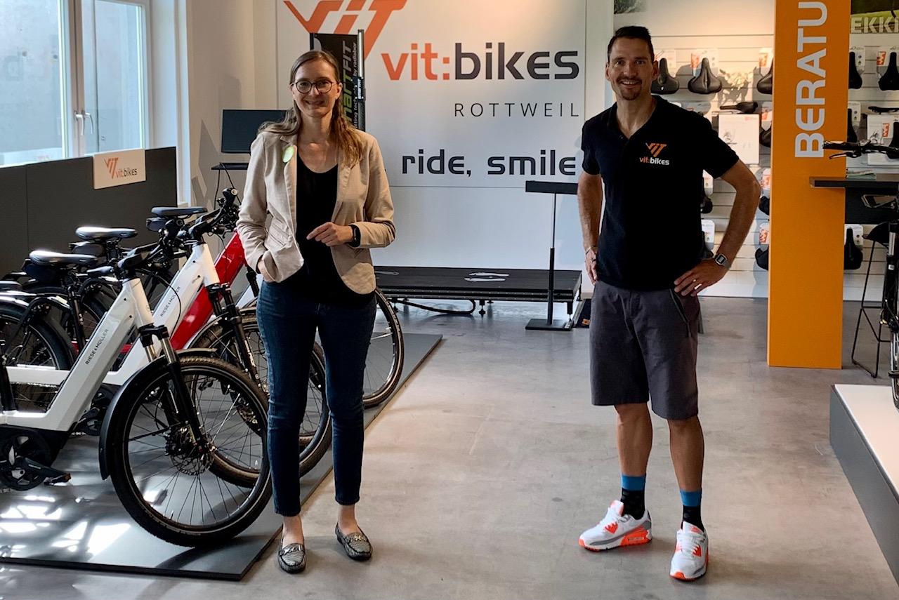 """NRWZ vom 11.09.2021: """"E-Bikes wichtiger Aspekt der Verkehrswende"""""""