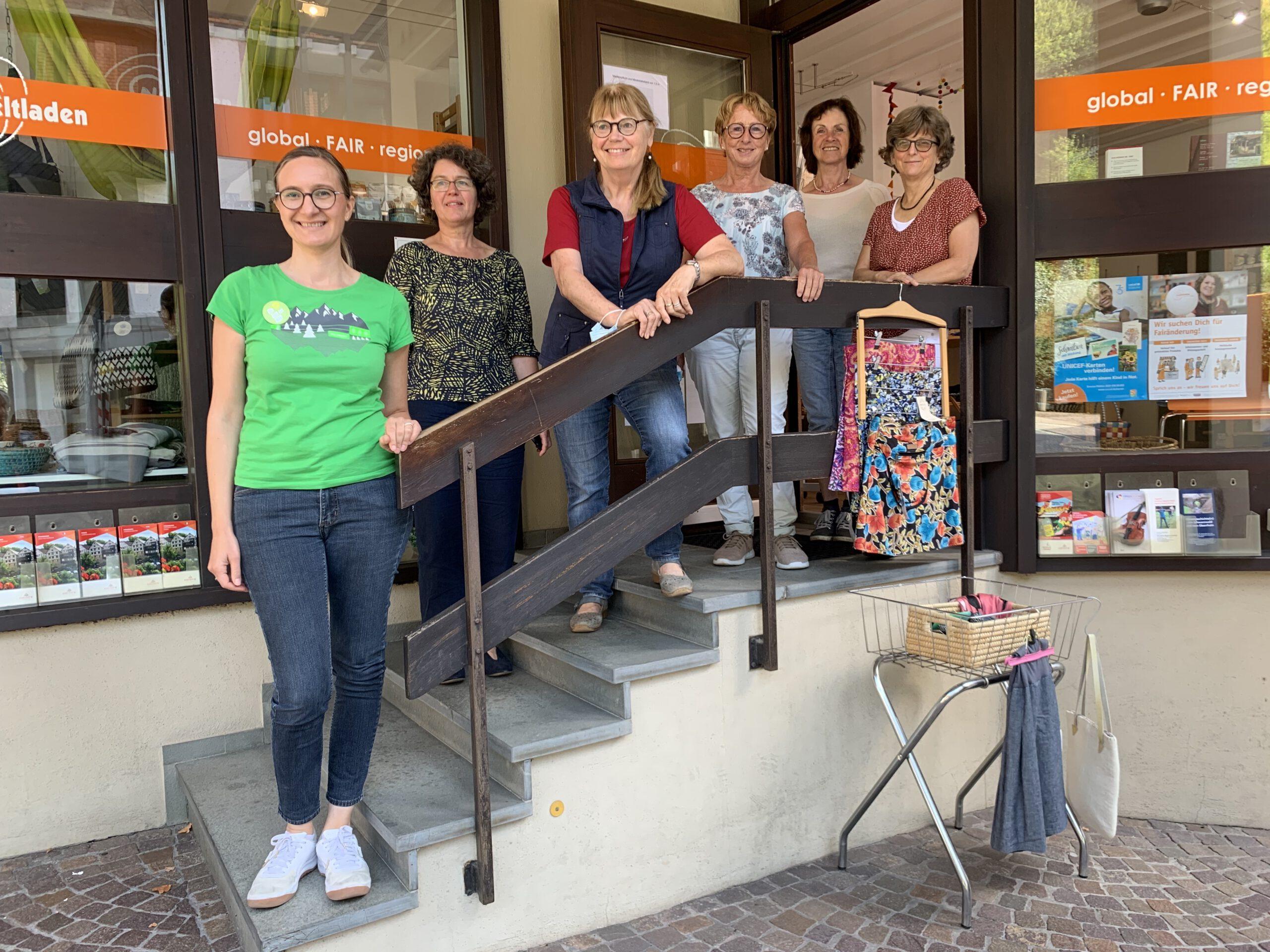 NRWZ vom 18.08.2021: Nachhaltigkeit ins Städtle bringen